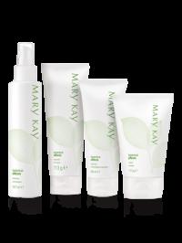 Система по уходу за кожей лица Botanical Effects® для комбинированной и жирной кожи