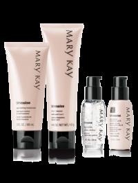 Система по уходу за кожей лица TimeWise® («Волшебный набор») для сухой и нормальной  кожи